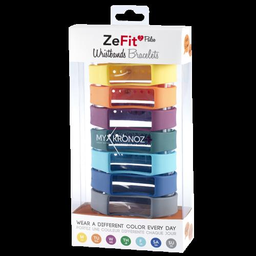 ZeFit<sup>2Pulse</sup> Bracelets x7
