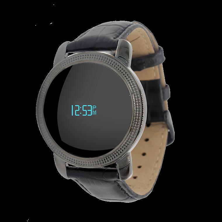 ZeCirclePremium - Elégant tracker d'activité avec notifications smartphone - MyKronoz