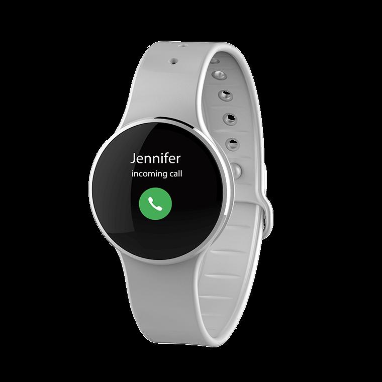 ZeCircle2 - Montre connectée avec paiement sans contact NFC  - MyKronoz
