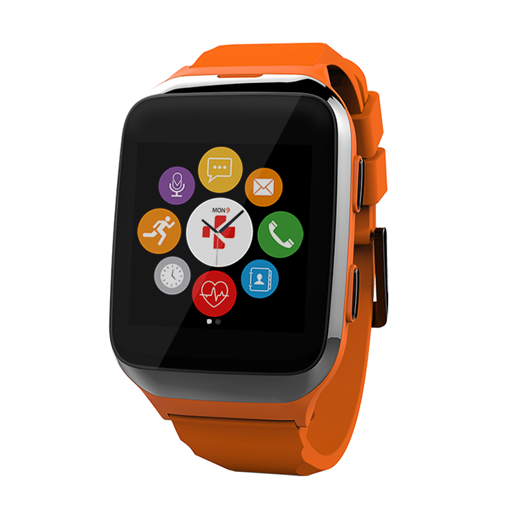 ZeSplash2 - Smartwatch resistente all'acqua con sistema di tracciatura attività - MyKronoz
