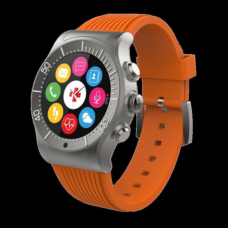 ZeSport - Smartwatch multisport con GPS e raffinato design   - MyKronoz