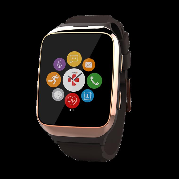 ZeSplash2 - Water resistance smartwatch with activity tracker - MyKronoz