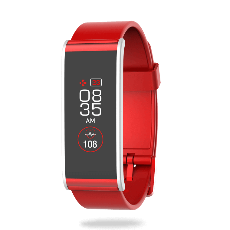 ZeFit4HR - Activity & heart rate tracker with color touchscreen - MyKronoz