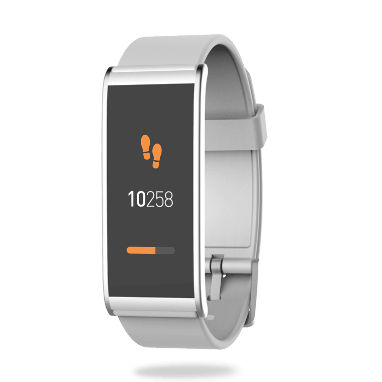 ZeFit4 - Activity tracker with smart notifications - MyKronoz