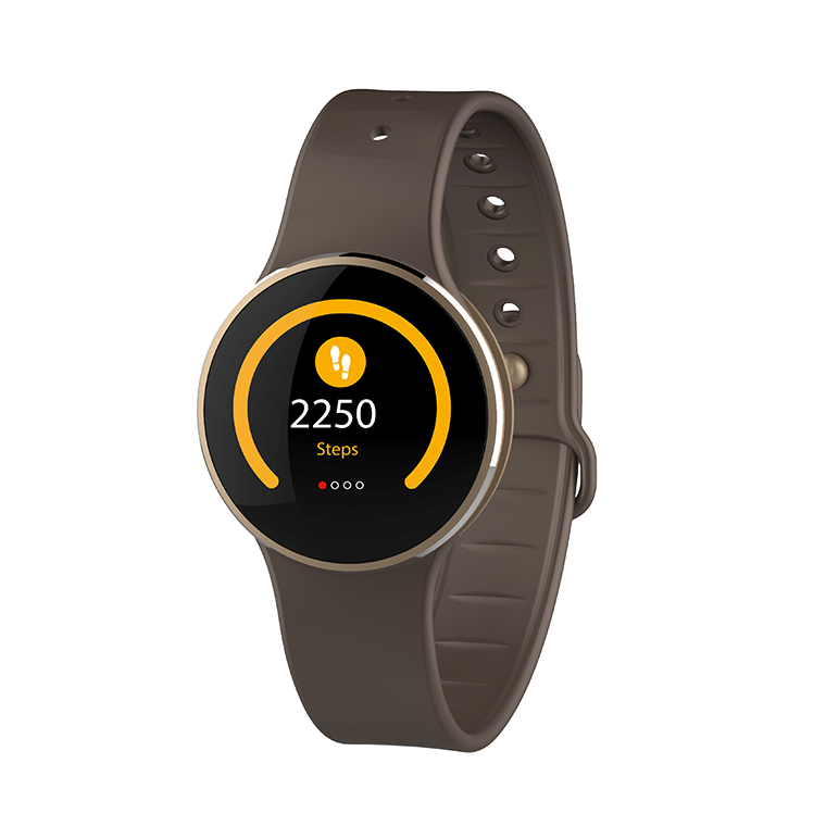ZeCircle2 - Activity Tracker with contactless payment