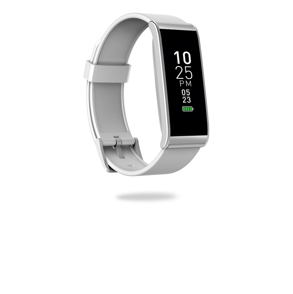Activity tracker with long battery life