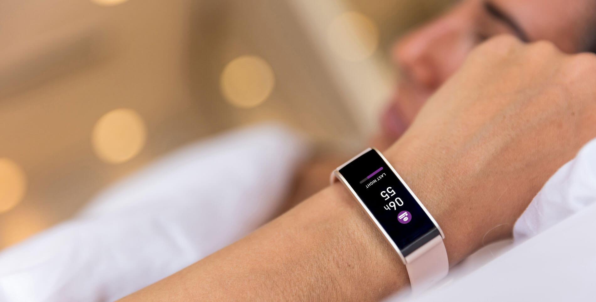 Sleep monitoring, record sleep time and quality